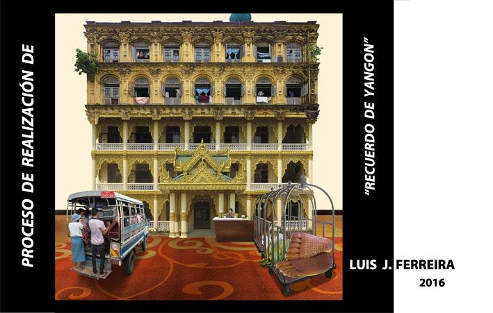 23. Recuerdo de Yangon