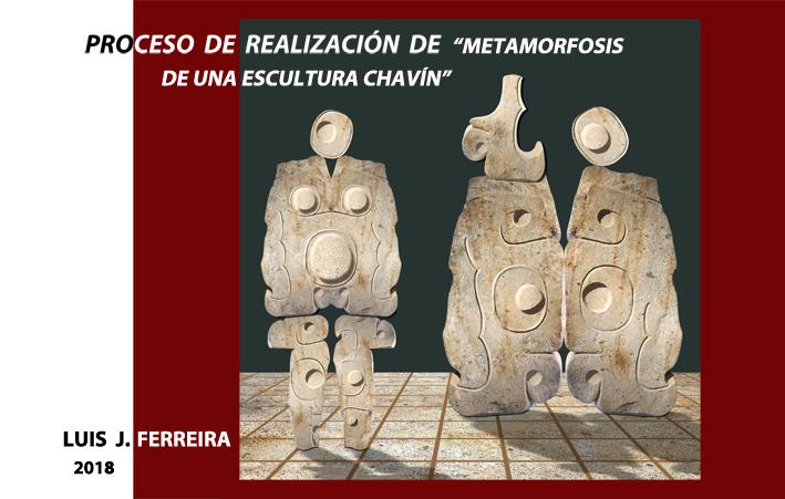 33. Metamorfosis de una escultura chavín